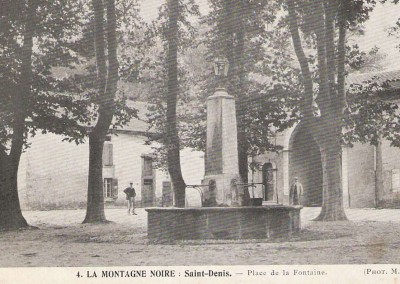 Carte-Postale-Saint-Denis-Fontaine